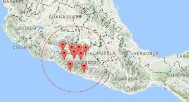 ¡No otra vez! Se reporta sismo en Guerrero y se activa Alerta Sísmica en CDMX