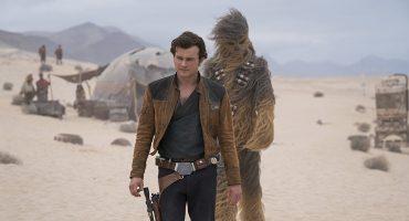 ¿En qué momento? 'Solo: A Star Wars Story' es la película más cara de la franquicia