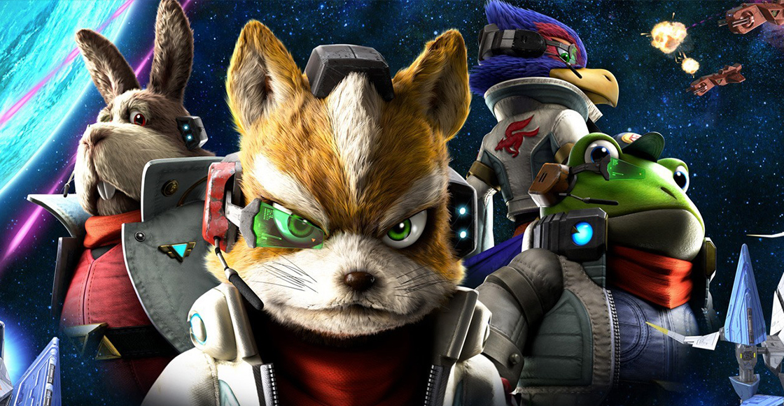Se rumora el regreso de Star Fox