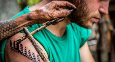 Tatuajes a la antigua: Llega el Festival del Tatuaje Artesanal