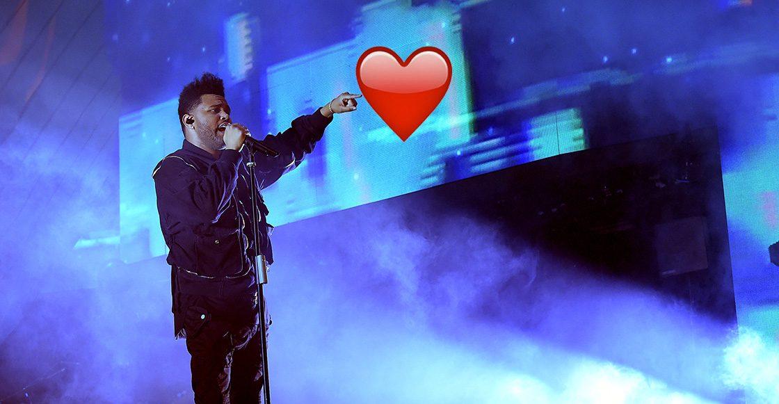 61a57fedfc 10 canciones de The Weeknd para perderse en el dulce néctar del amor