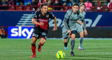 Tijuana despacha a Monterrey en su propia casa; Hugo González, el villano