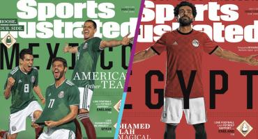 ¡Haciendo historia! La selección mexicana en la portada de la revista Sports Illustrated
