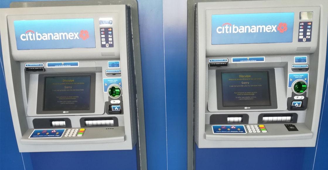 ¡Que no cunda el pánico! Usuarios reportan fallas en la red de Citibanamex