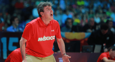 ¡¡Nooooo, llévame a mi!! Valdeomillos está fuera de la Selección Mexicana de Basquet 