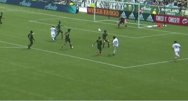 Les traemos el tremendo golazo que se aventó Carlos Vela en la MLS