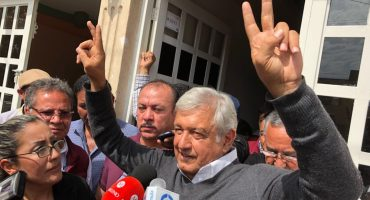 ¿Habemus presidente? Encuestas de salida dan como ganador a Andrés Manuel López Obrador