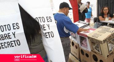 venta de votos en tres mil pesos elecciones 2018