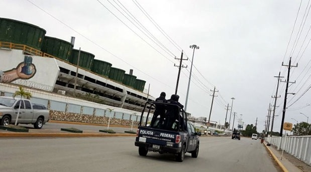 Violencia en Ciudad Mante, Tamaulipas