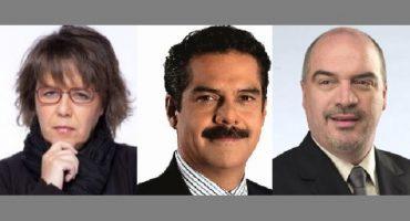 El INE propondrá a Warkentin, Alatorre y Puig para moderadores del tercer debate presidencial