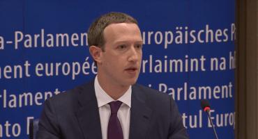 Sigue la gira del perdón de Zuckerberg; ahora se presenta frente a la Unión Europea