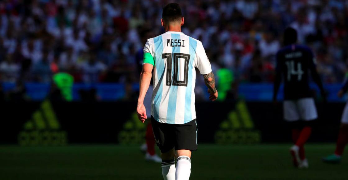 La retirada de Messi de Argentina no está descartada del todo