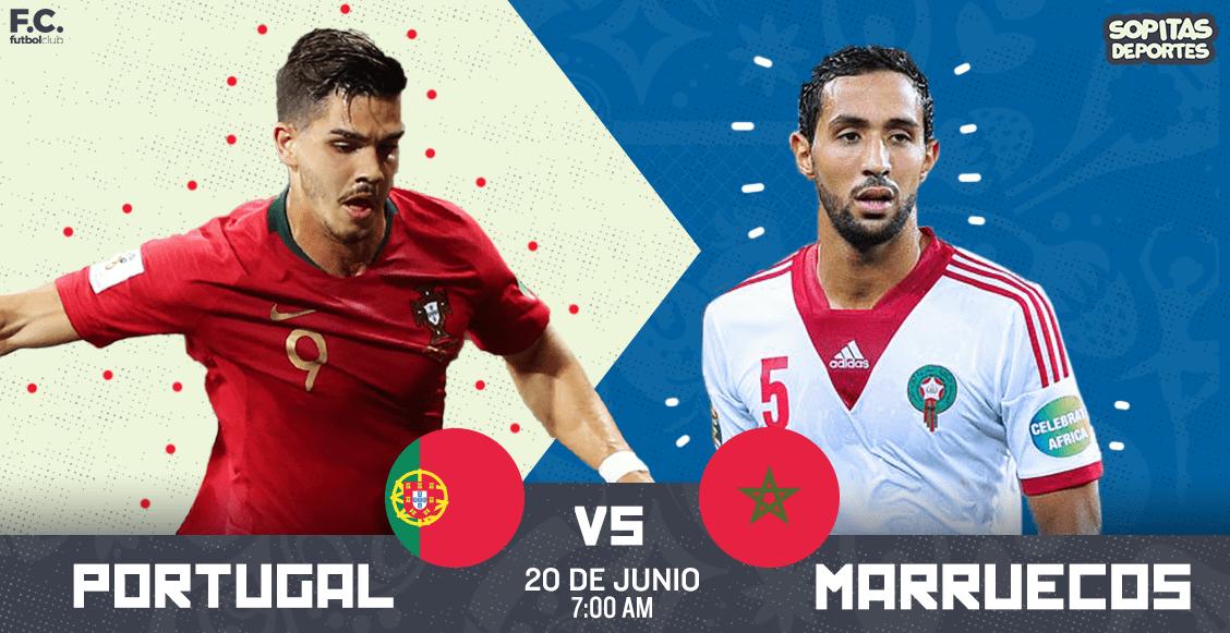 La buena suerte y Ronaldo fueron claves en el triunfo de Portugal