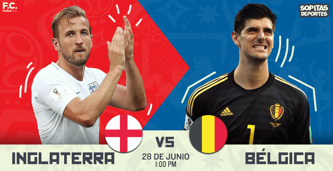 Bélgica vence a Inglaterra y escoge el camino difícil