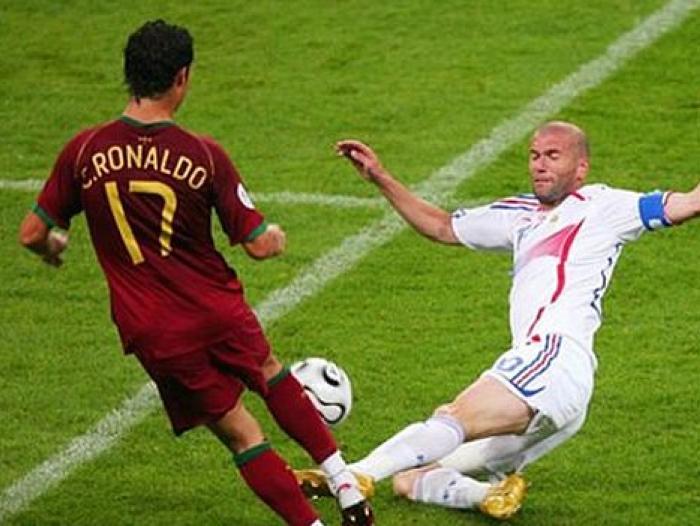 Cristiano Ronaldo es el primer portugués en jugar 4 mundiales