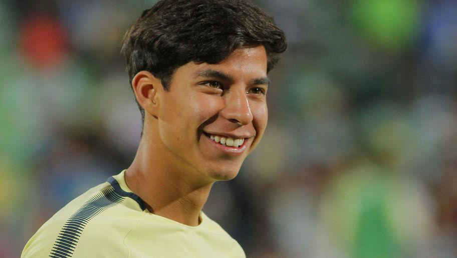 Diego Lainez es pretendido por Marsella y Lyon