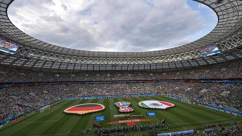 Alemania vs México, partido más visto en Fase de Grupos