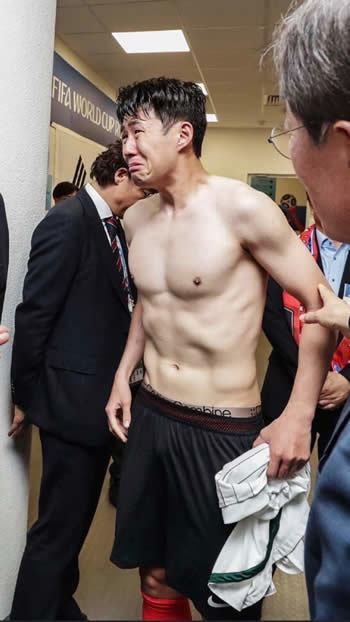 Son Heung Min deberá hacer servicio militar luego de la derrota frente a México