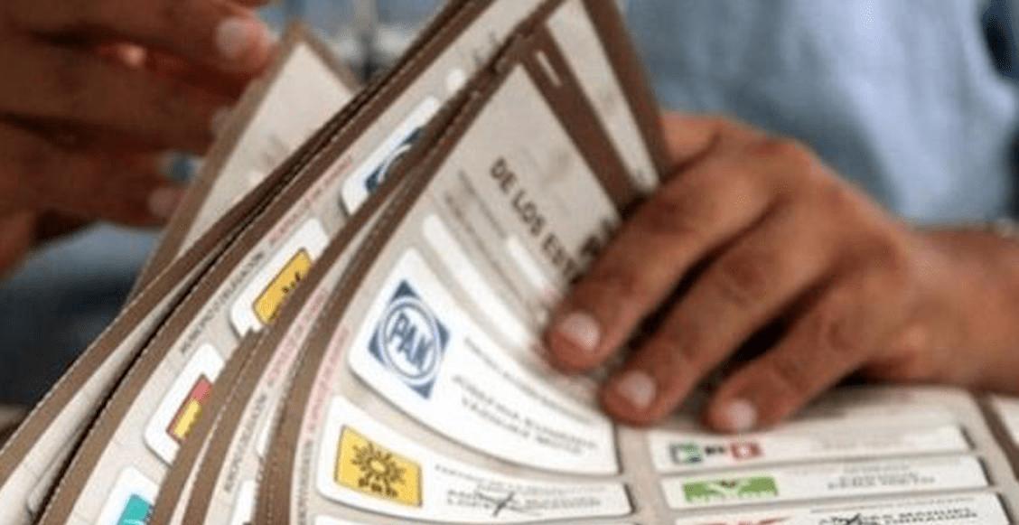 Afiliaciones ilegales partidos políticos