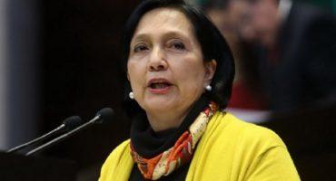 Tras 29 años de militancia, Amalia García abandona al PRD: