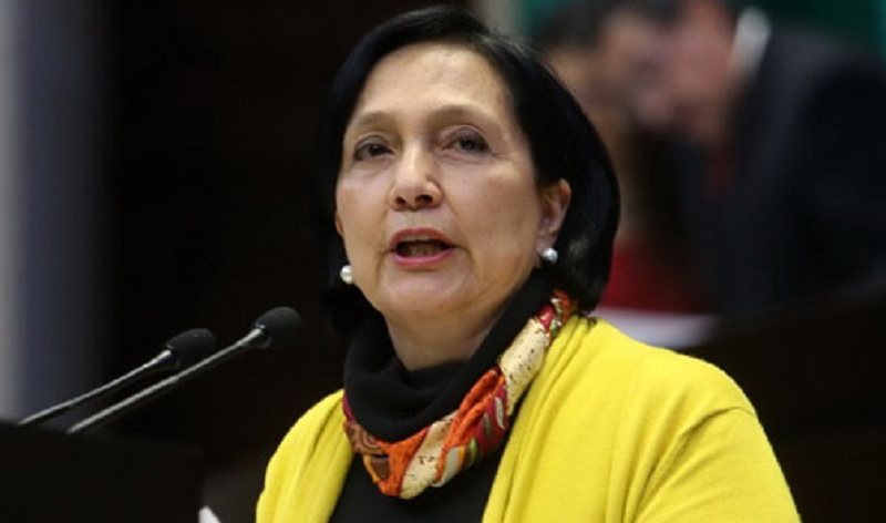 Amalia García, fundadora y exmilitante del PRD