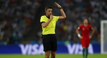 Ya hay árbitro para el Brasil vs México... ¡y ya no es argentino!