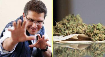 Ríos Piter podrá cultivar y consumir su propia mariguana: SCJN