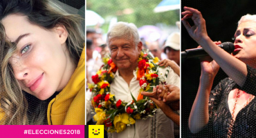 ¿AMLOFest? Belinda y Eugenia León para el cierre de campaña en el Azteca