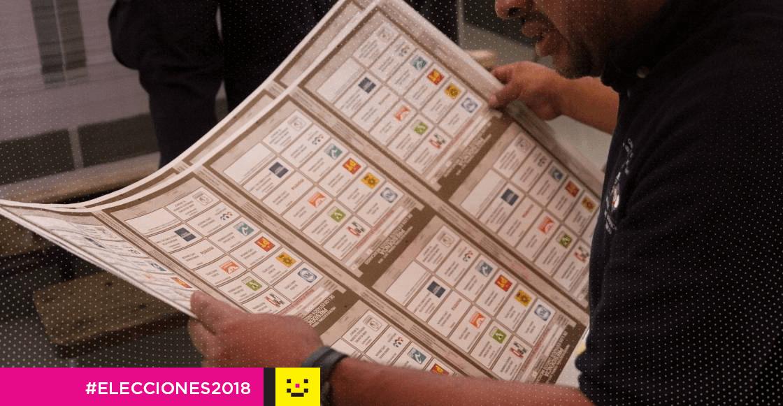 Boletas electorales Tabasco INE