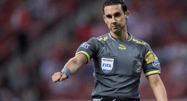 ¡Oficial! César Ramos pitará el Brasil vs. Suiza en Rusia 2018