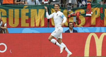 Cristiano Ronaldo no deja de romper récords en Rusia 2018
