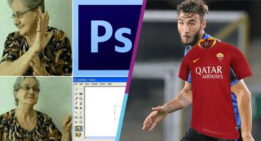 La Roma confirma a su nuevo fichaje con el peor Photoshop de la historia