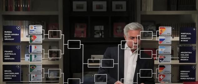 José Mourinho da sus predicciones para Rusia 2018