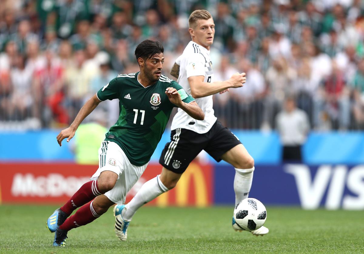Murió abuelo de Carlos Vela tras victoria ante Alemania