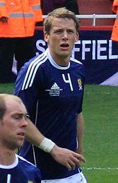 Jugador de Escocia