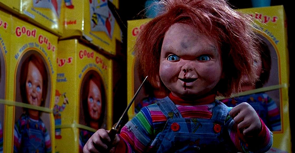 ¿Miedo? Chucky, el muñeco diabólico, tendrá su propia serie de televisión