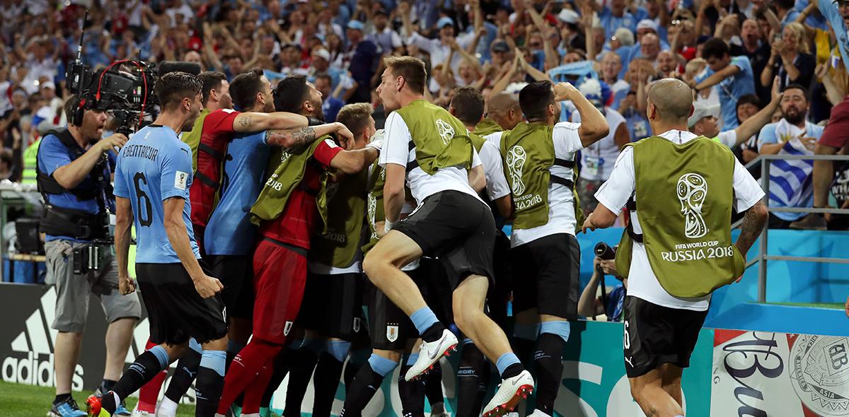 Cuartos de Final: Francia vs Uruguay