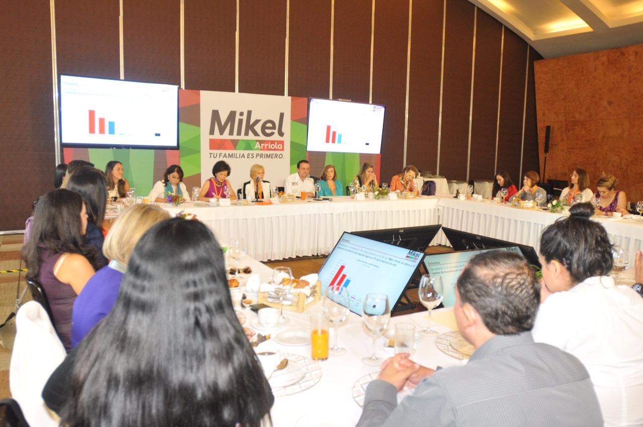 Si gano las elecciones, desaparecerá la Comisión de Reconstrucción: Mikel Arriola