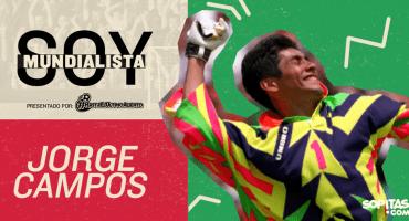 Soy Mundialista Episodio 10: Jorge Campos, el