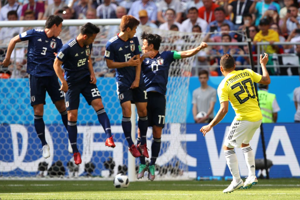 Juan Fernando Quintero rompe record con Colombia