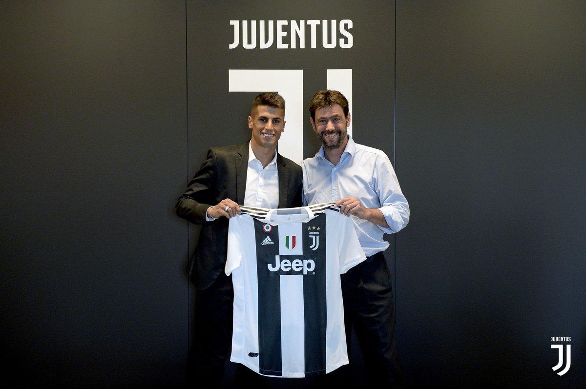 La Juventus concreta a Joao Cancelo como su nuevo jugador