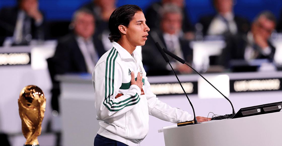 ¿Por qué Diego Lainez fue la imagen de México para el Mundial 2026?