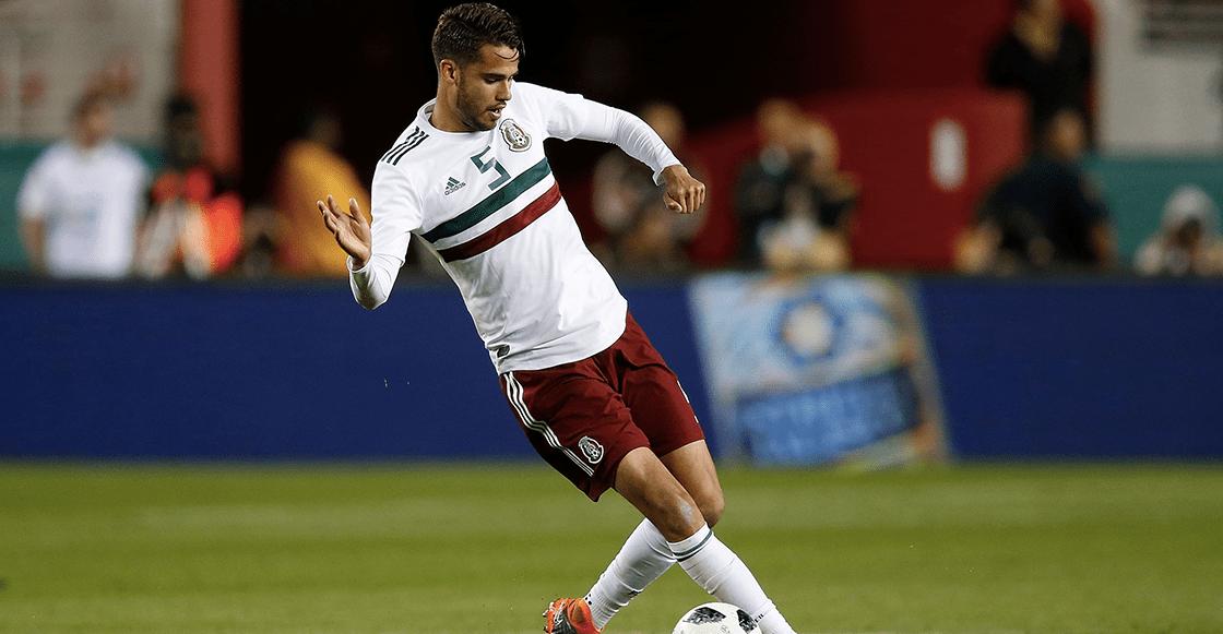 Oficial: Diego Reyes se pierde el Mundial de Rusia 2018 por lesión