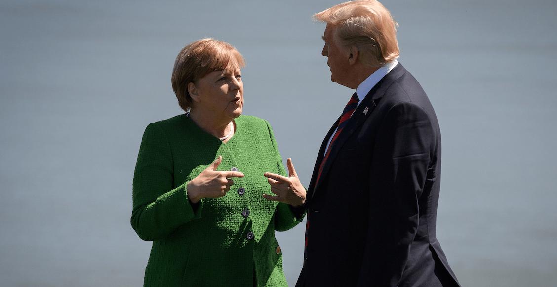 Trump revira: firmará decreto para terminar separación de familias migrantes