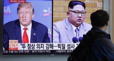 La histórica reunión entre Donald Trump y Kim Jong-un 🇺🇸🇰🇵