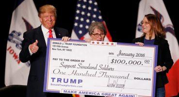 ¡Tsss! Desde Nueva York demandan a los Trump para que disuelvan su fundación