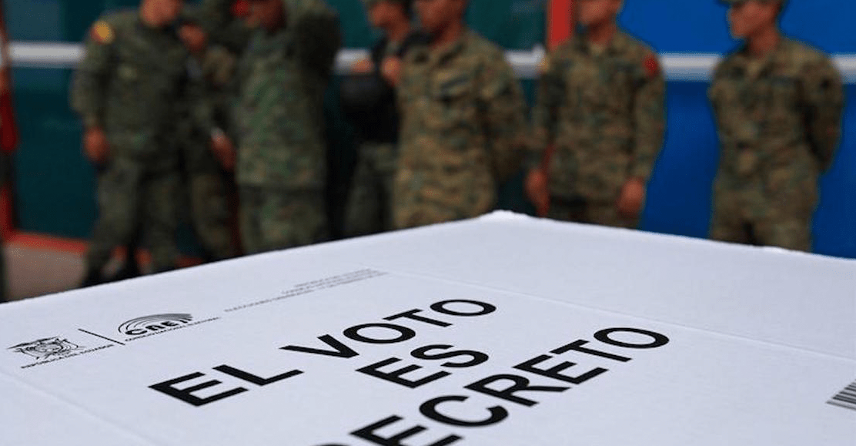 Elecciones violencia candidatos INE
