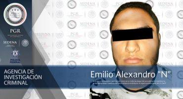 Cae 'El Sobrino', presunto encargado del ataque contra exfiscal de Jalisco