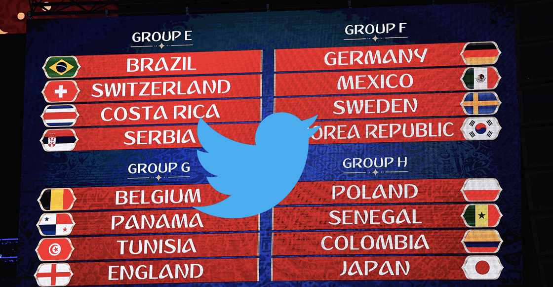 Twitter lanza emojis para el Mundial