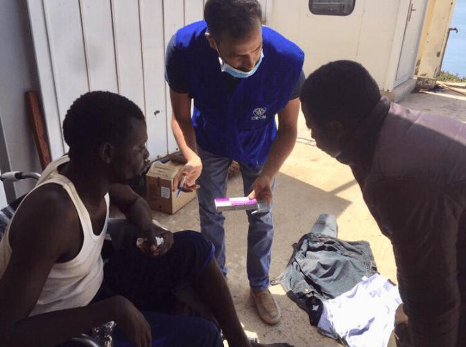 Encuentran a 3 bebés muertos luego de un naufragio en Libia